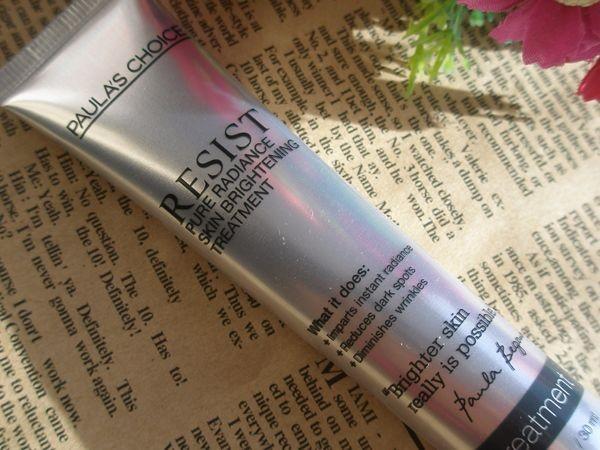 Tinh chất điều trị làm sáng da Paula's Choice Resist Pure Radiance Skin Brightening Treatment