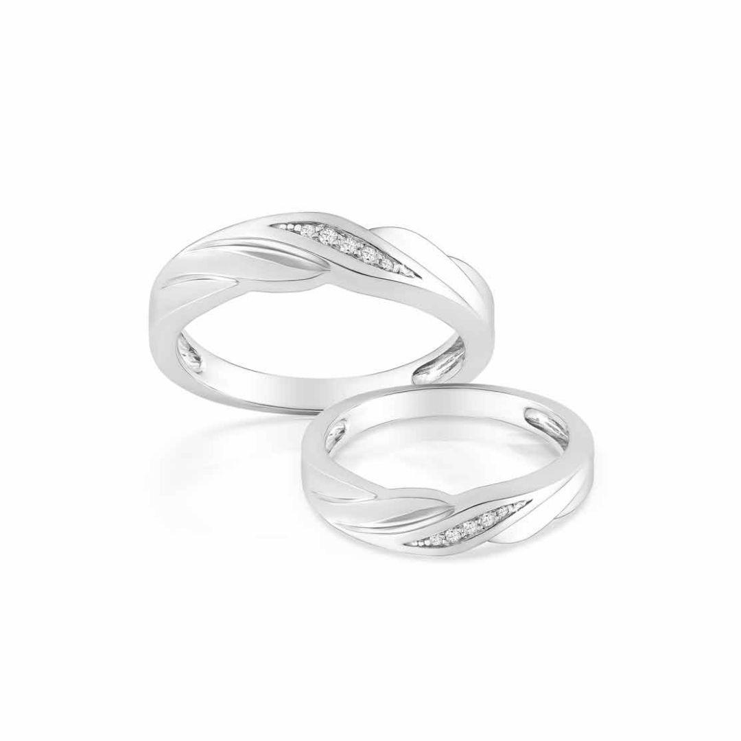Nhẫn cưới vàng nữ One True Love