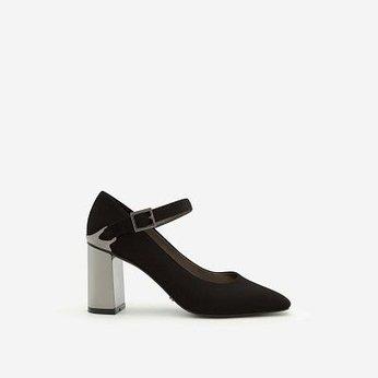 Giày Cao Gót BMN 0280 - Màu Đen