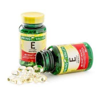 Spring valley vitamin e