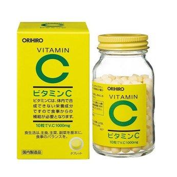 Vitamin C Orihiro 1000mg hộp 300 viên