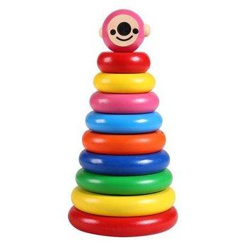 Đồ chơi tháp hề gỗ Etic