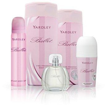 Bộ sản phẩm chăm sóc da Yardley