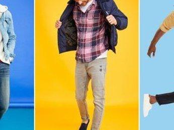 3 thiết kế quần jeans nam nên có trong tủ đồ các chàng trai