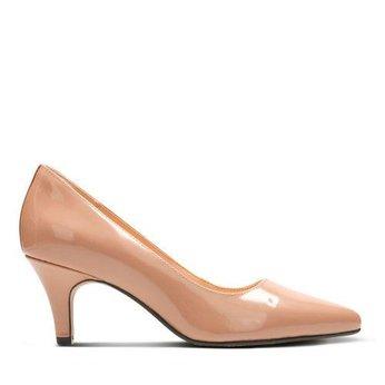 Clarks Giày cao gót Nữ ISIDORA FAYE 26130933 NUDE