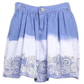 Ecko Unltd Váy jeans Mehndi Ombre IS16-38004B P.BLUE